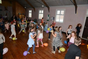 20th Anniversary Kids Party