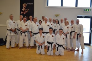 Black Belt Gradings 2013