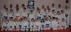 Ju Jitsu and Karate, January 2016